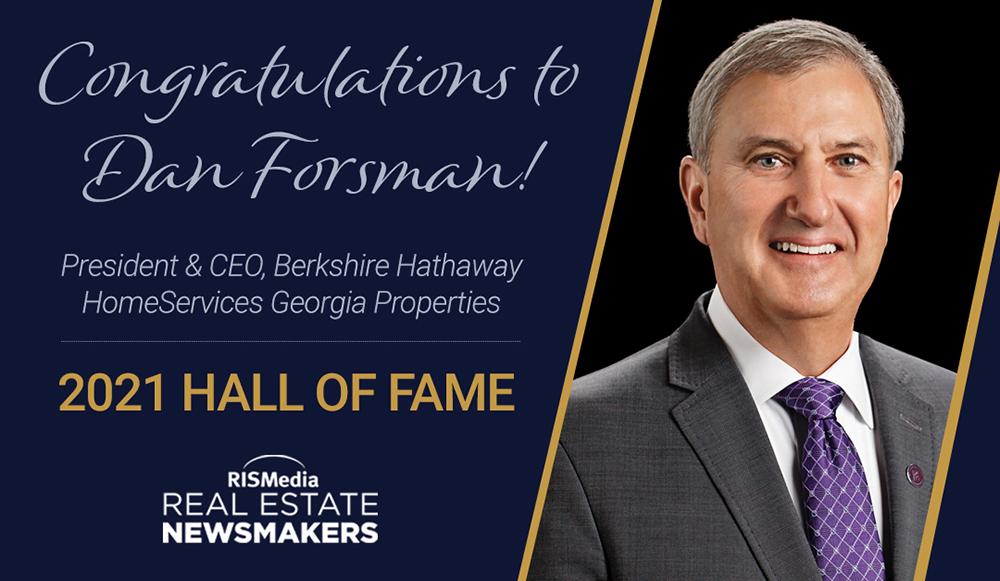 Dan Forsman RISMedia Hall of Fame